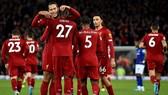 Liverpool vẫn đang cho thấy sức mạnh của tân vương. Ảnh: Getty Images