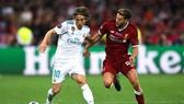 Chung kết mùa 2017-2018 giữa Real Madrid và Liverpool có thể sớm tái hiện. Ảnh: Getty Images