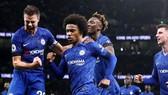 Willian đã khiến HLV Jose Mourinho phải nhận thất bại đau đớn. Ảnh: Getty Images