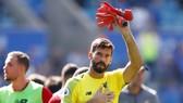 Alisson và Liverpool đã sẵn sàng cho thời khắc quyết định… Ảnh: Getty Images