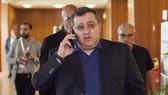 """Mino Raiola sau cáo buộc """"phá đám"""" các thương vụ Matthijs De Ligt và Erling Haaland. Ảnh: Getty Images"""