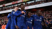 Thành công cùng đội hình trẻ giúp Chelsea duy trì lạc quan trước vấn đề về tài chính. Ảnh: Getty Images