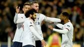 Liverpool vẫn tiếp tục khẳng định sức mạnh không thể ngăn cản. Ảnh: Getty Images