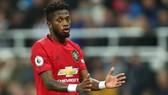 Tiền vệ Fred đang nỗ lực giành lại vị trí, nhưng không đủ giúp Man.United tiến lên. Ảnh: Getty Images
