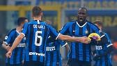 Inter tiếp tục nuôi mộng vô địch sau màn ngược dòng quả cảm. Ảnh: Getty Images