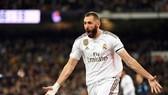 Karim Benzema là trụ cột không thể thiếu trên hàng công của Real. Ảnh: Getty Images