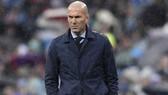 HLV Zinedine Zidane bất ngờ khi úp mở tương lai ở thời điểm này. Ảnh: Getty Images