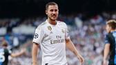 Eden Hazard thừa nhận mùa giải đầu tiên cùng Real là rất tệ. Ảnh: Getty Images