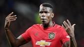 Paul Pogba khẳng định sẽ sẵn sàng khi mùa giải nối lại. Ảnh: Getty Images