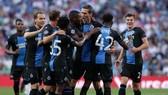 Club Brugge có thể phải trở lại sân để tranh ngô vô địch. Ảnh: Getty Images