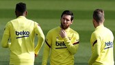 Lionel Messi và đồng đội đã sẵn sàng trở lại với bóng đá.