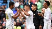 Tây Ban Nha đề xuất thay 5 người mỗi trận. Ảnh: Getty Images