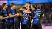 Club Brugge giờ đã chính thức là nhà vô địch Bỉ. Ảnh: Getty Images