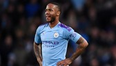 Raheem Sterling của Man.City là ngôi sao mới nhất gay gắt phản đối sớm trở lại tập luyện và thi đấu. Ảnh: Getty Images