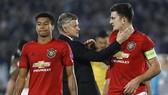 Tương lai Man.United liên tiếp bị đe dọa bởi kết quả tài chính yếu kém. Ảnh: Getty Images