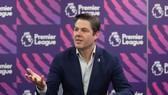 Giám đốc điều hành Richard Masters tin Premier League sẵn sàng trở lại sau 2 tuần nữa. Ảnh: Getty Images