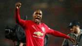 Odion Ighalo ở lại một phần là nhờ vào khát khao chơi cho Quỷ đỏ. Ảnh: Getty Images