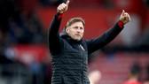 HLV Ralph Hasenhuttl ký một hợp đồng mới 4 năm tại Southampton. Ảnh: Getty Images