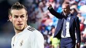 Bất chấp gặp khó khăn trong mối quan hệ với HLV Zinedine Zidane, Gareth Bale không muốn rời Real.