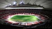 Sân Wanda Metropolitano của Atletico Madrid đăng cai chung kết Champions League mùa trước. Ảnh: Getty Images