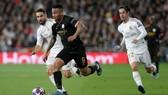 Man.City sẽ có nguyên lợi thế khi chào đón Real Madrid tại Etihad. Ảnh: Getty Images