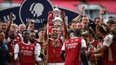 Arsenal nối dài kỷ lục thắng FA Cup lên con số 14. Ảnh: Getty Images