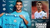 Man.City đã hoàn tất việc ký hợp đồng với Ferran Torres.