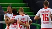 RB Leipzig sẵn sàng cho tham vọng chiến thắng Champions League. Ảnh: Getty Images