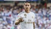 James Rodriguez có thể đồng ý một thỏa thuận gia nhập Everton vào thứ tư. Ảnh: Getty Images