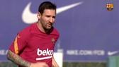 Lionel Messi đã trở lại sau nhiều tuần sóng gió.