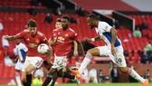 Crystal Palace đã đánh bại Man.United bằng một diễn biến đầy chủ động. Ảnh: Getty Images