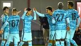 Liverpool đã vùi dập Lincoln 7-2 bằng đội hình 2 của mình. Ảnh: Getty Images