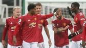 Man.United đã quật khởi mạnh mẽ sau thảm bại ở trận đấu gần nhất. Ảnh: Getty Images