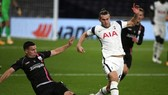 Gareth Bale tự tin hơn sau khi được đá chính và giúp Tottenham thắng lớn. Ảnh: Getty Images