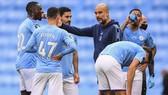 Pep Guardiola sẵn sàng cam kết tương lai cùng Man.City. Ảnh: Getty Images