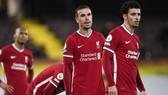 Liverpool tưởng chừng không có điểm yếu nay liên tục mất điểm. Ảnh: Getty Images