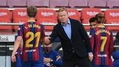HLV Ronald Koeman sẵn sàng đánh bại đội bóng cũ Valencia.