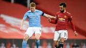 Hai đội đã ra sân với đội hình mạnh nhất. Ảnh: Getty Images