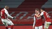 Arsenal tiếp đà hồi sinh với trận thắng thứ 4 liên tiếp. Ảnh: Getty Images