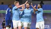 HLV Pep Guardiola đã giúp Man.City tìm lại sự chính xác trong cách chơi. Ảnh: Getty Images