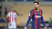 Messi trở lại đội hình đấu cúp