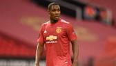 Odion Ighalo trong lần hiếm hoi được ra sân ở mùa này. Ảnh: Getty Images