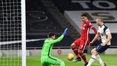 Roberto Firmino cùng Liverpool giành kết quả tốt tại Tottenham và London. Ảnh: Getty Images