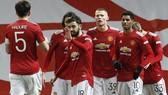 Scott McTominay tỏa sáng giúp Quỷ đỏ vào tứ kết FA Cup. Ảnh: Getty Images