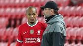 HLV Jurgen Klopp thêm đau đầu vì chấn thương của Fabinho. Ảnh: Getty Images