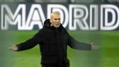 Zinedine Zidane đau đầu với bảng danh sách 8 trụ cột chấn thương. Ảnh: Getty Images