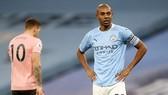 Fernandinho đã thể hiện vai trò thủ lĩnh kịp lúc. Ảnh: Getty Images
