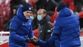 HLV Thomas Tuchel hài lòng với những sự cải thiện của Chelsea. Ảnh: Getty Images