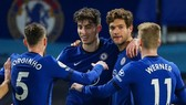 Kai Havertz đang hồi sinh cùng với đà tiến của Chelsea. Ảnh: Getty Images