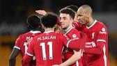 Diogo Jota giúp Liverpool đánh bại đội bóng cũ. Ảnh: Getty Images